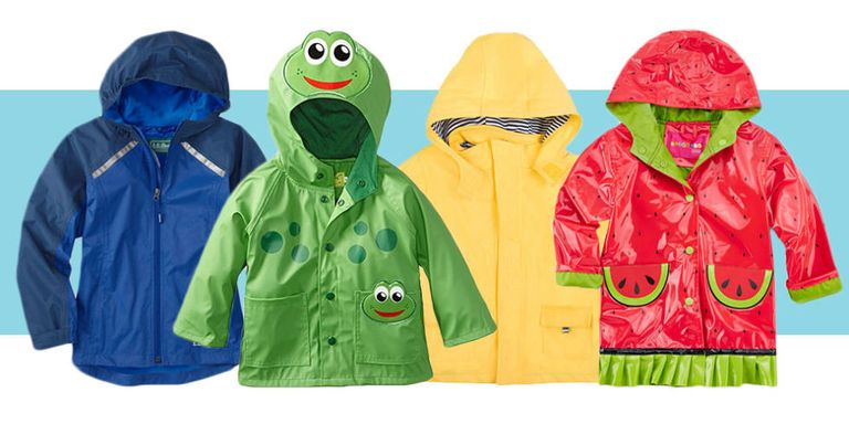 12 Best Kids Raincoats for Fall 2018 - Cute Raincoats and Rain ...