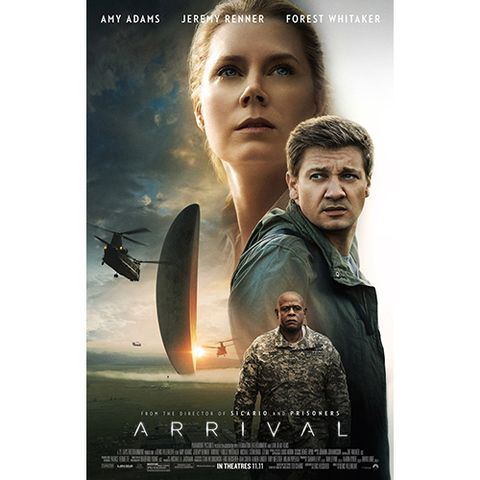 "<p><em data-redactor-tag=""em""><strong data-redactor-tag=""strong"">$13&nbsp;</strong></em><a href=""https://www.amazon.com/Arrival-Amy-Adams/dp/B01MDTS4VZ/?tag=bp_links-20"" class=""slide-buy--button"" data-tracking-id=""recirc-text-link"" target=""_blank"">BUY NOW</a></p><p>When several&nbsp;mysterious spacecrafts appear around the world, a linguistics professor (Amy Adams)&nbsp;is tasked with interpreting the language of the&nbsp;alien visitors.<span class=""redactor-invisible-space"" data-verified=""redactor"" data-redactor-tag=""span"" data-redactor-class=""redactor-invisible-space""></span><br></p>"