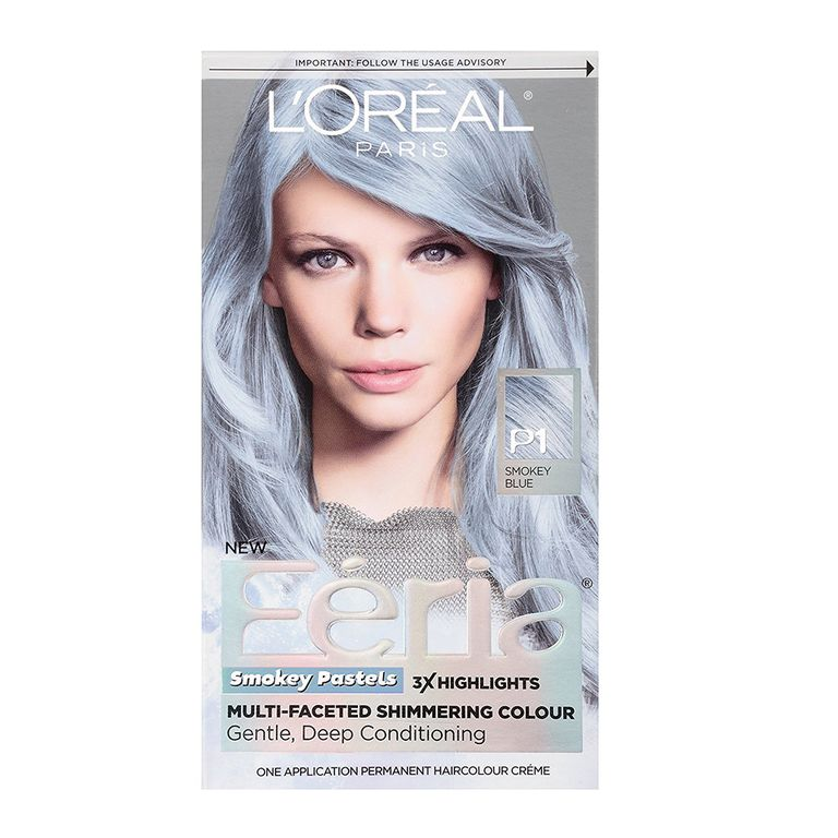 8 Best Grey & Silver Hair Dyes of 2018 - Pretty Grey Hair Color to ...