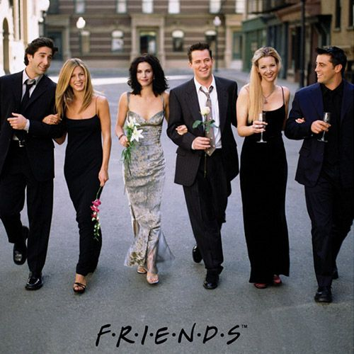 The One with the Football Friends