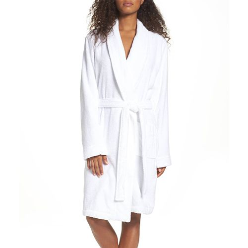 "<p><strong data-redactor-tag=""strong"" data-verified=""redactor""><em data-redactor-tag=""em"" data-verified=""redactor"">$59</em></strong> <a href=""http://shop.nordstrom.com/s/nordstrom-lingerie-terry-robe/3488318?origin=category-personalizedsort&fashioncolor=WHITE"" target=""_blank"" class=""slide-buy--button"" data-tracking-id=""recirc-text-link"">BUY NOW</a></p><p>This terry robe from Nordstrom's own line is a reliable option that's relatively lightweight, making it as great for lounging as it is for drying off after your shower. It has deep pockets, and it hits just at the knees.  </p>"