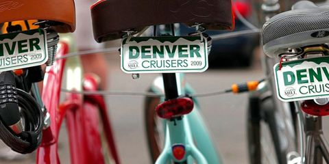 The Denver Cruiser Ride is an amazing way to bicycle through the city