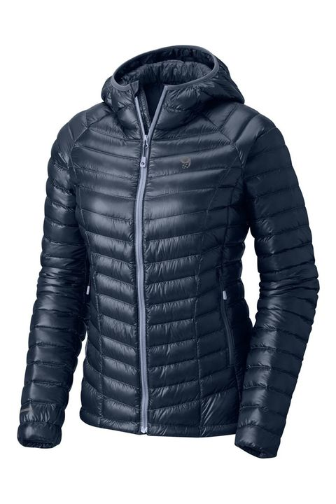 Mountain Hardwear Ghost Whisperer Hooded Down Jacket (Women's)