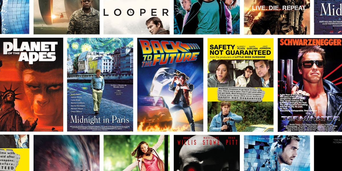15 Best Time Travel Movies of All Time - Top Time Travel
