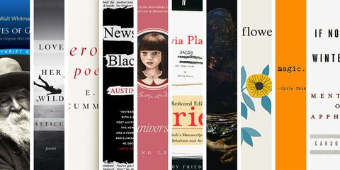 11 Best Poetry Books Of 2018 Good Books Of Poems For Adults