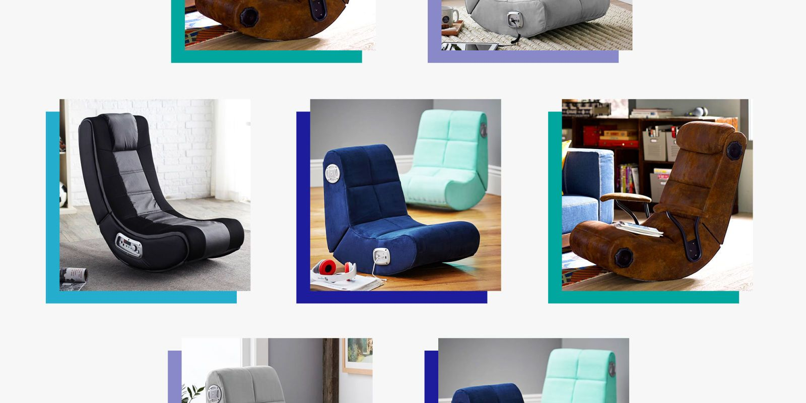 Comfort Is Key, Especially In The Middle Of An Intense Gaming Session.  Thatu0027s Where A Gaming Chair Comes In. Here Are 10 Sweet Seats With Cool  Features To ...