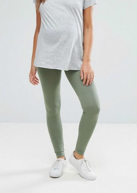 ASOS Maternity Full Length Legging