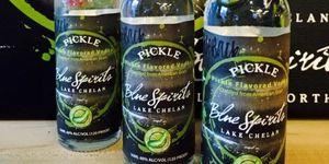 Blue Spirits Distilling pickle vodka