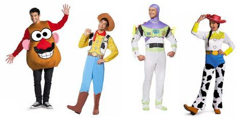 Toy Story 4 Halloween Costumes.35 Best Group Halloween Costumes For 2019 Costume Ideas For Friends