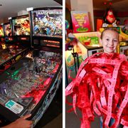 Austin Pinballz Arcade is the Best Place For Pinball Machines and Other Games