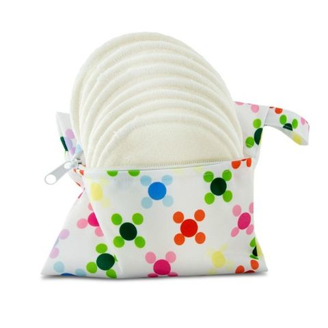 Best Breast Pads and Cups for Milk Stains