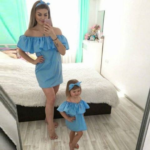 d79a89dcf7b 7 Best Mommy and Me Outfits for 2018 - Matching Outfits for Mother ...