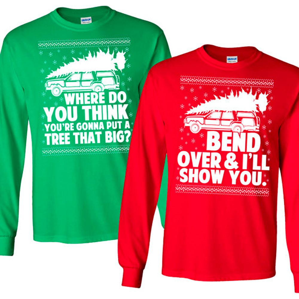 Christmas Vacation Quote Shirts.49 Christmas Vacation Sweaters Including Shitter S Full