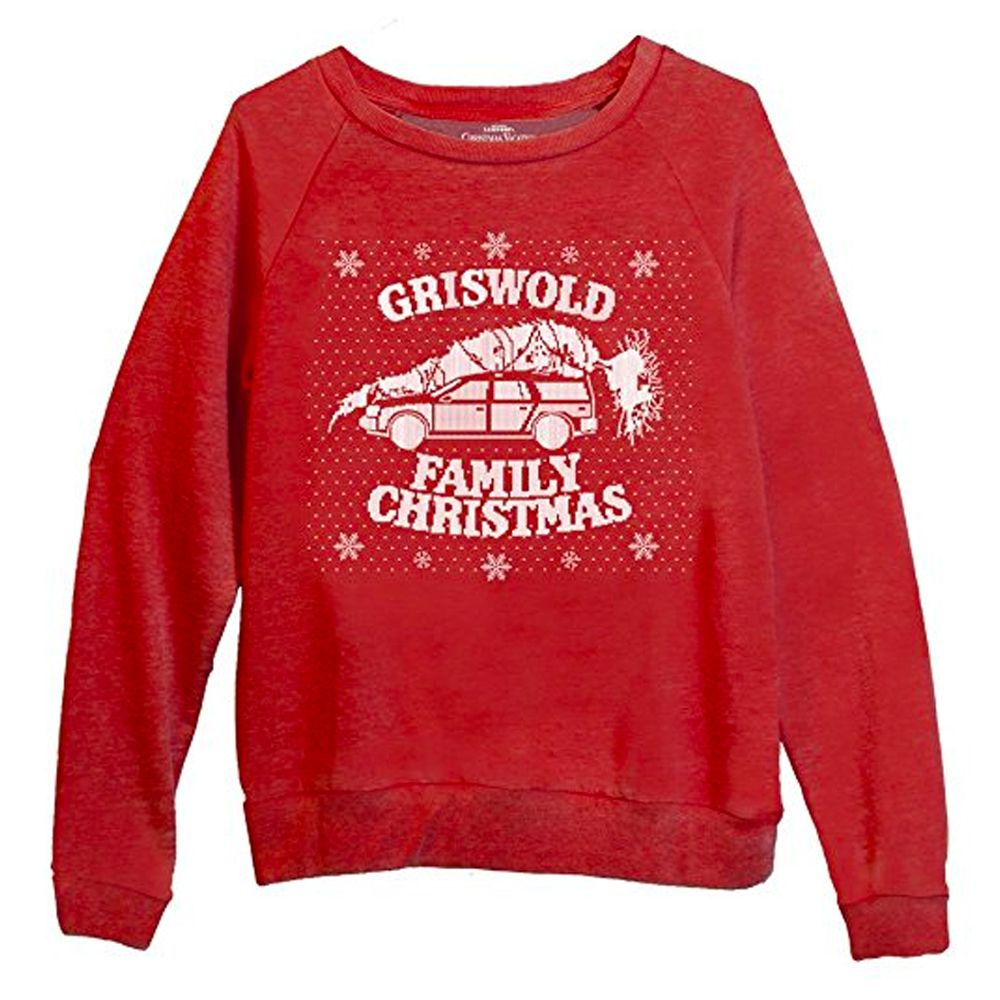 49 christmas vacation sweaters including shitters full sweater and onesies - Griswold Ugly Christmas Sweater