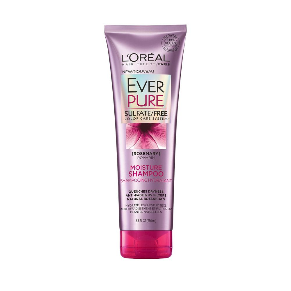 "<p><strong data-redactor-tag=""strong""><em data-redactor-tag=""em"">$6</em> <a href=""https://www.target.com/p/l-oreal-paris-everpure-sulfate-free-moisture-shampoo-8-5-fl-oz/-/A-11127046"" target=""_blank"" class=""slide-buy--button"">BUY NOW</a></strong><br></p><p>If you color your hair, this sulfate-free formula will gently moisturize without stripping away your investment. Bonus: It's great for those who've had keratin         treatments&nbsp&#x3B;<span class=""redactor-invisible-space"" data-verified=""redactor"" data-redactor-tag=""span"" data-redactor-class=""redactor-invisible-space""></span>and Brazilian blowouts, too.</p>"