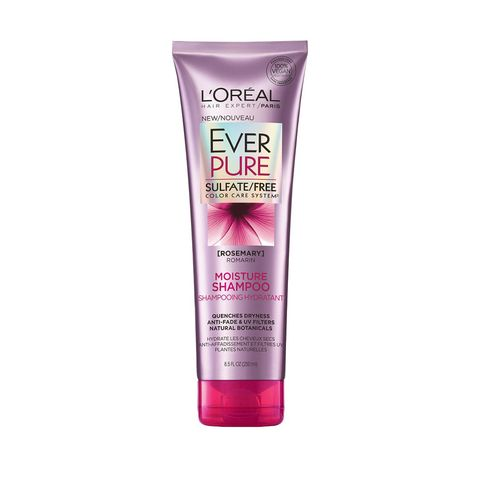 "<p><strong data-redactor-tag=""strong""><em data-redactor-tag=""em"">$6</em> <a href=""https://www.target.com/p/l-oreal-paris-everpure-sulfate-free-moisture-shampoo-8-5-fl-oz/-/A-11127046"" target=""_blank"" class=""slide-buy--button"">BUY NOW</a></strong><br></p><p>If you color your hair, this sulfate-free formula will gently moisturize without stripping away your investment. Bonus: It's great for those who've had keratin         treatments&nbsp;<span class=""redactor-invisible-space"" data-verified=""redactor"" data-redactor-tag=""span"" data-redactor-class=""redactor-invisible-space""></span>and Brazilian blowouts, too.</p>"