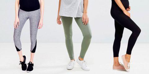 766b38bffdf49 9 Best Maternity Leggings to Wear in 2018 - Pregnancy Leggings You ...