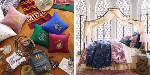 PBteen reveals Harry Potter bedroom collection September 2017