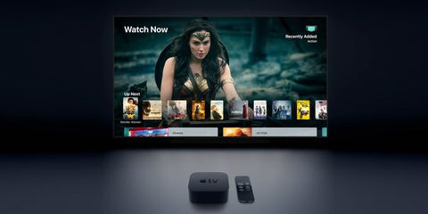 new apple 4k tv