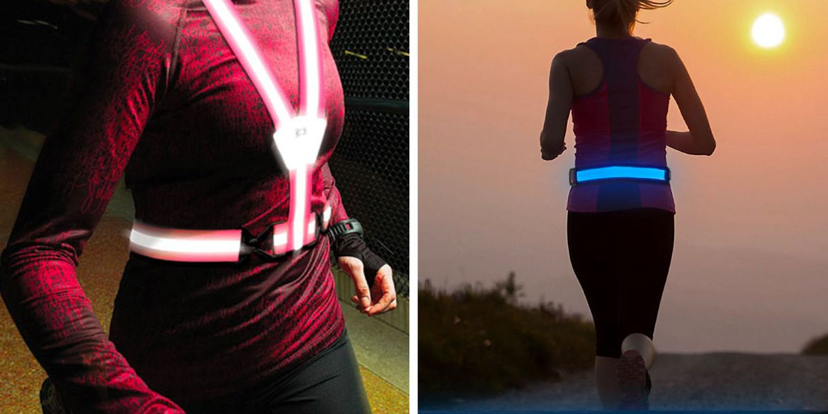 Best Reflective Running Gear For 2019 Reflective Clothes