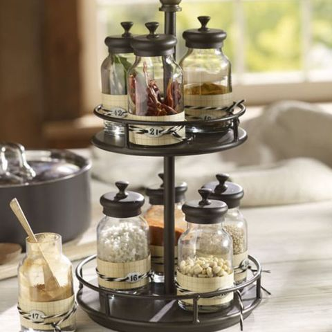 10 Chic Glass Canisters For Your Kitchen Best Glass Jars