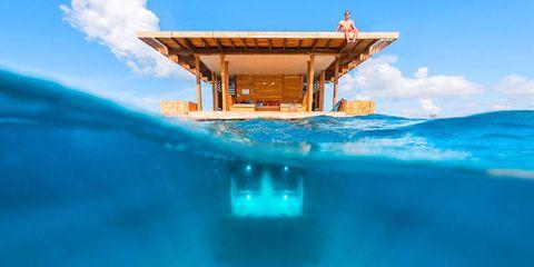 Underwater Suites