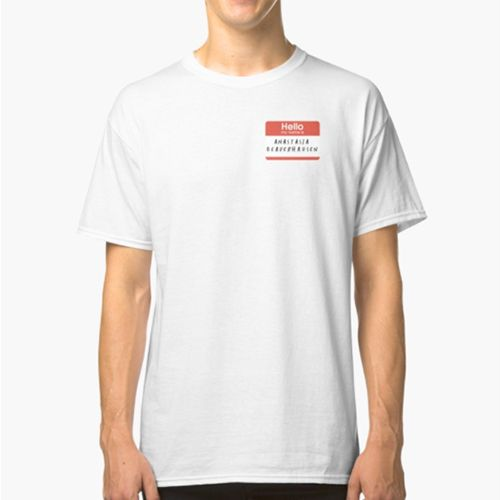 "<p><strong data-redactor-tag=""strong"" data-verified=""redactor""><em data-redactor-tag=""em"" data-verified=""redactor"">$24</em></strong> <a href=""https://www.redbubble.com/people/georgmors/works/24983897-karen-walker?grid_pos=16&p=classic-tee&rbs=7acfc113-49f3-45eb-b191-d34a1646b89c&ref=shop_grid"" target=""_blank"" class=""slide-buy--button"" data-tracking-id=""recirc-text-link"">BUY NOW</a></p><p>Can you guess what the name tag printed on this tee says? If you said ""Anastasia Beaverhausen,"" you'd be correct! Karen's infamous alias strikes again! </p><p><strong data-redactor-tag=""strong"" data-verified=""redactor"">More:</strong> <a href=""http://www.bestproducts.com/lifestyle/g2706/best-golden-girls-merchandise-shirts-gifts/"" target=""_blank"" data-tracking-id=""recirc-text-link"">The Most Amazing <em data-redactor-tag=""em"" data-verified=""redactor"">Golden Girls</em> Gifts for Your Squad</a></p>"