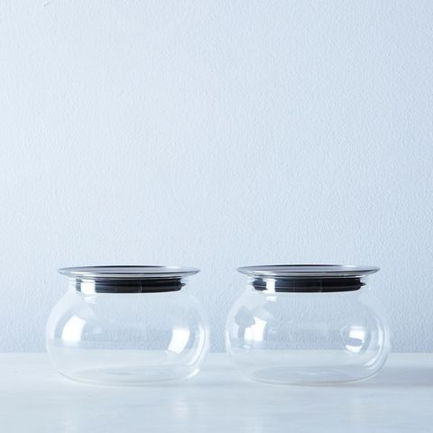 Kinto Totem Airtight Glass Canisters