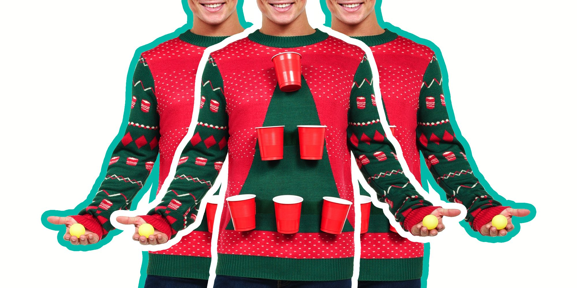 20 Best Ugly Christmas Sweaters to Wear in 2018 - Funny and Ugly ...