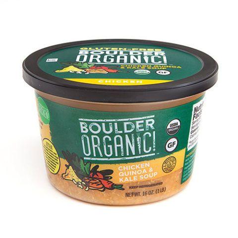 Boulder Organic! Chicken Quinoa & Kale Soup