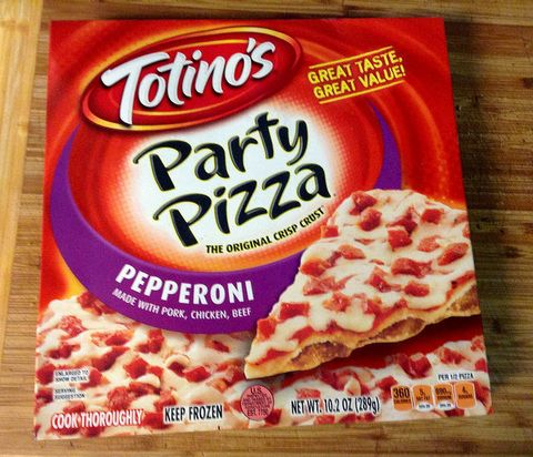 Food, Ingredient, Dish, Cuisine, Pizza cheese, Snack, Convenience food, Junk food, Pepperoni, Produce,