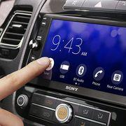 in-dash car audio receivers