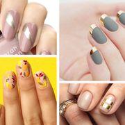 thanksgiving nail art ideas