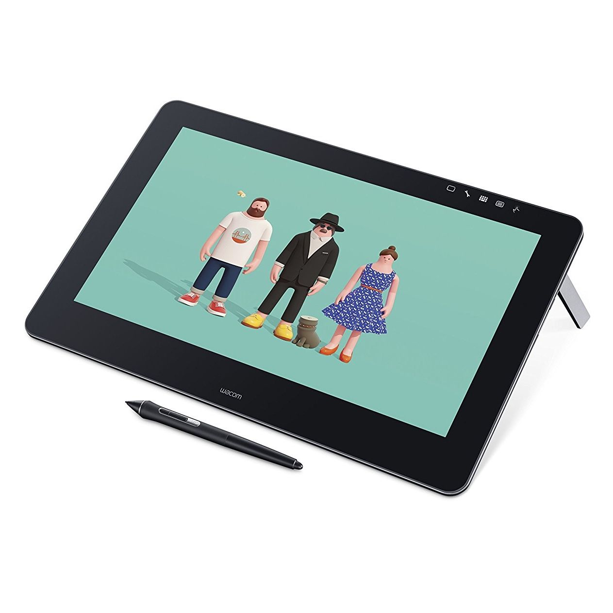 Wacom Cintiq Pro Drawing Tablet