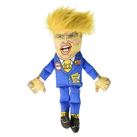 trump cat toy