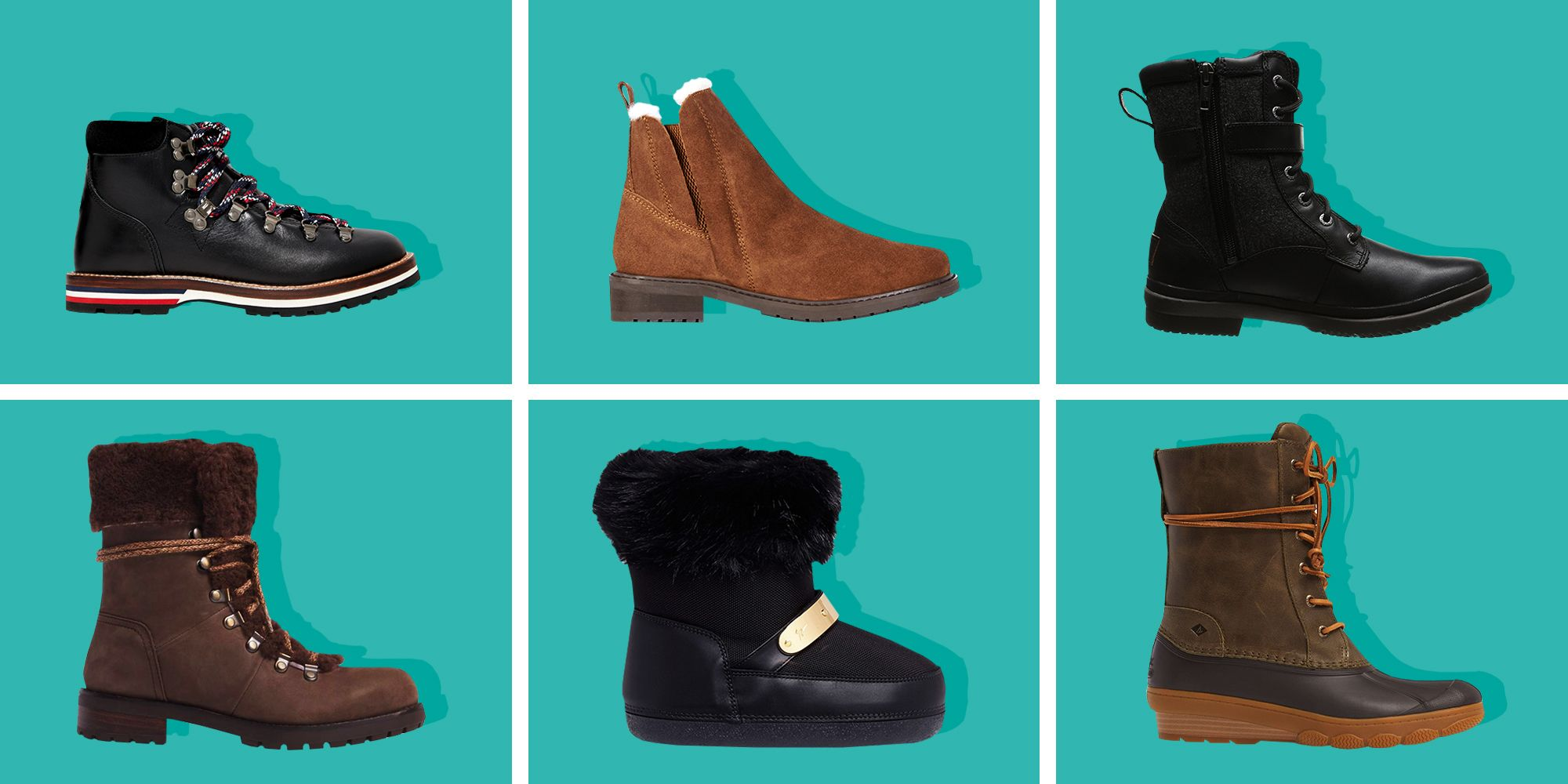 5bcca281276 11 Best Winter Snow Boots for Women in 2018 - Cute and Waterproof ...
