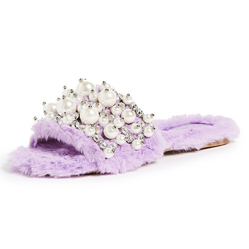 14 best fur slides for fall 2018 furry slides from puma ugg more