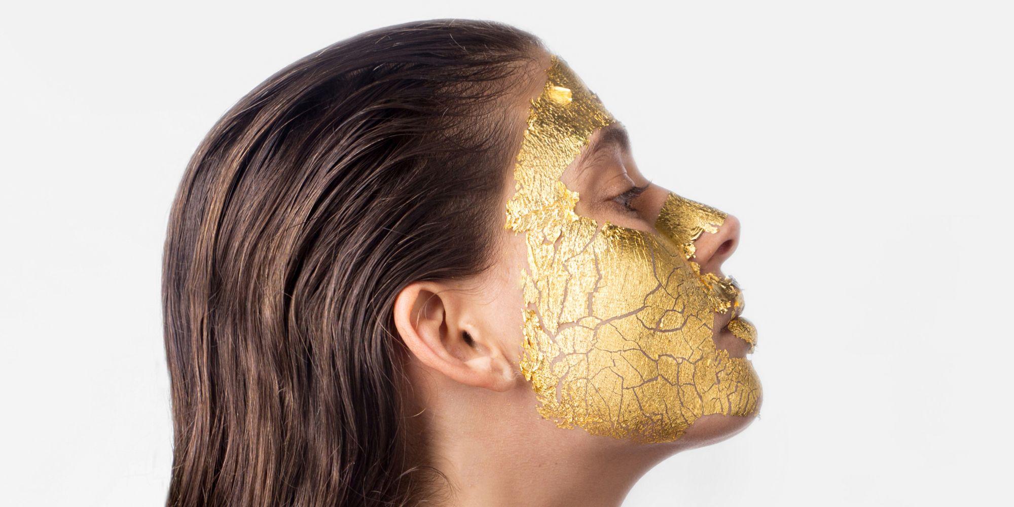 8 Best 24 Karat Gold Masks To Use In 2018 24k Face Antam 2 Gram