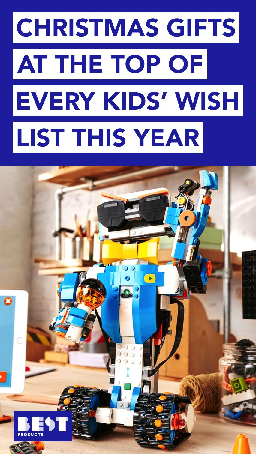 70 Best Christmas Gifts For Kids in 2018 - Great Gift Ideas for Boys ...