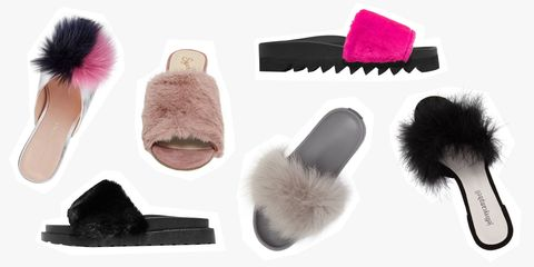 14 Best Fur Slides for Fall 2018 - Furry Slides From Puma 5707d1747