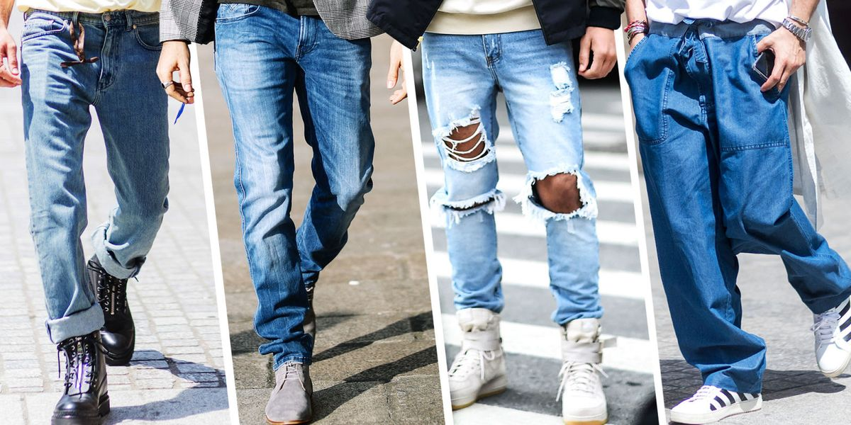 The Best Mens Jeans In Every Style For Fall 2018 Best