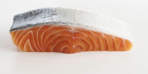 Fish slice, Sashimi, Smoked salmon, Salmon, Food, Fish, Cuisine, Salmon, Lox, Seafood,