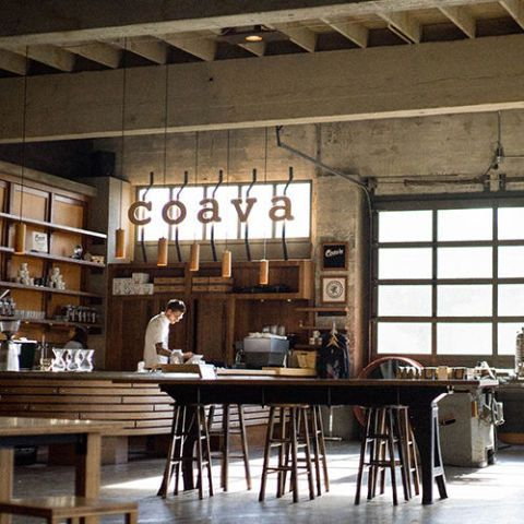 Coava Coffee Roasters — Portland