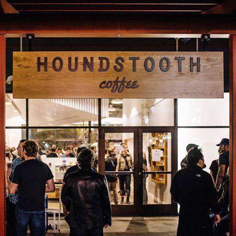 Houndstooth Coffee — Austin