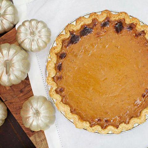 Southern Baked Pumpkin Pie