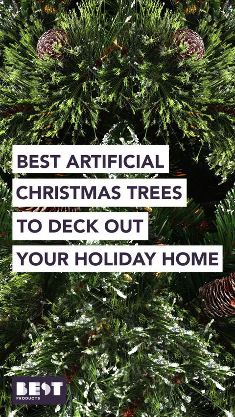 Cheap Unlit Artificial Christmas Trees