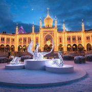 where to go for Christmas - Copenhagen, Denmark