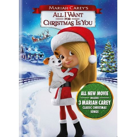 best christmas movies for kids mariah careys all i want for christmas is you - Best Christmas Movie Ever