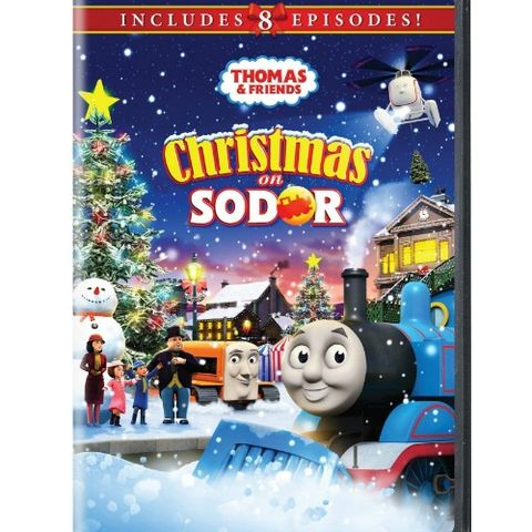 thomas and friends christmas on sodor
