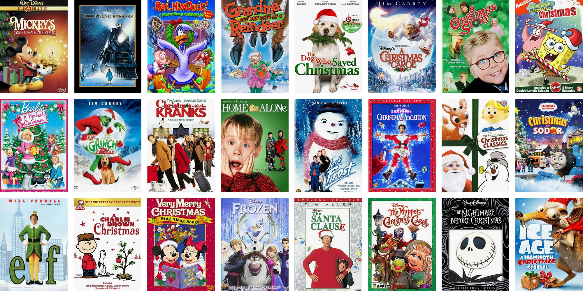 30+ Best Christmas Movies for Kids - New & Classic Kids Christmas Movies